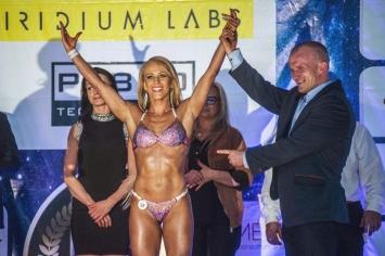 Sylwia Socha - Miss Fitness [Radom, 2017]