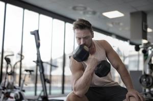 Kozieradka pomaga mięśniom rosnąć